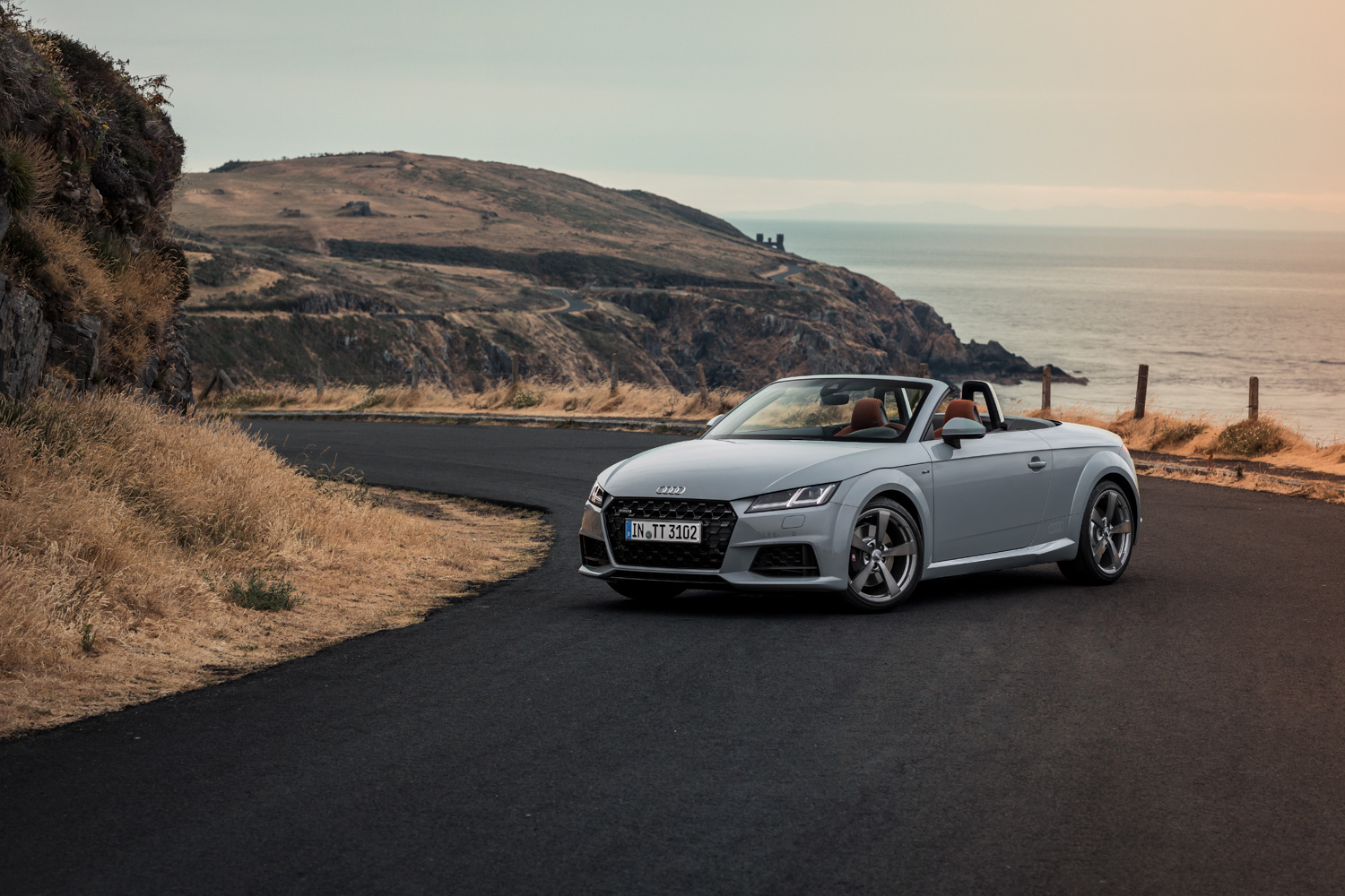 2019 Audi TT 20th Anniversary Edition 3/4 front