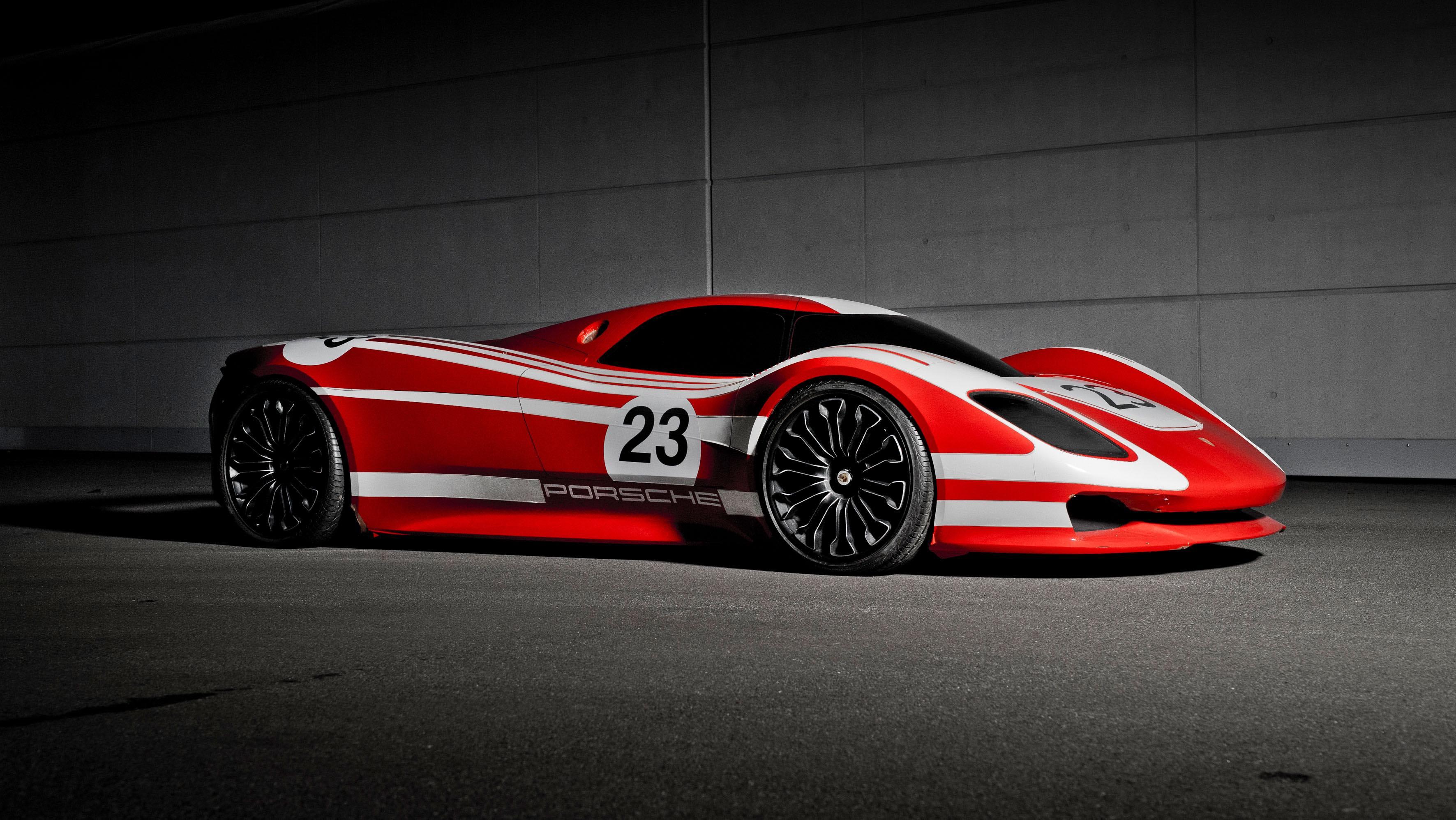 2019 Porsche 917 concept study.