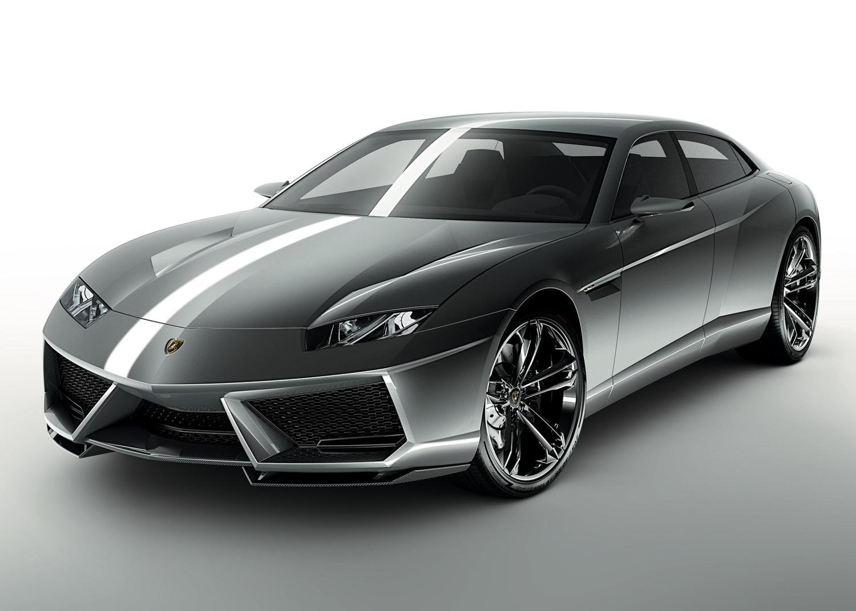 2008 Lamborghini Estoque concept 3/4 front