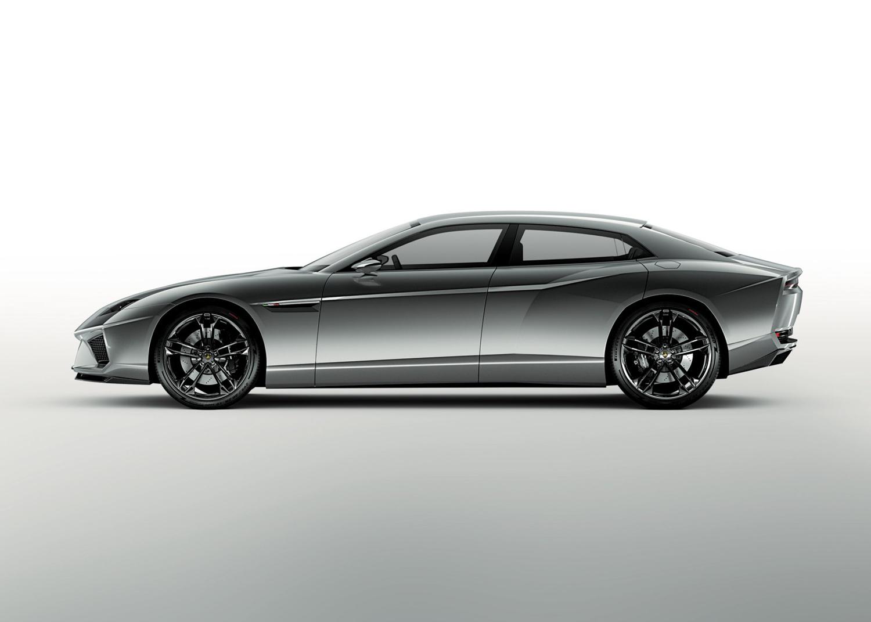 2008 Lamborghini Estoque concept side