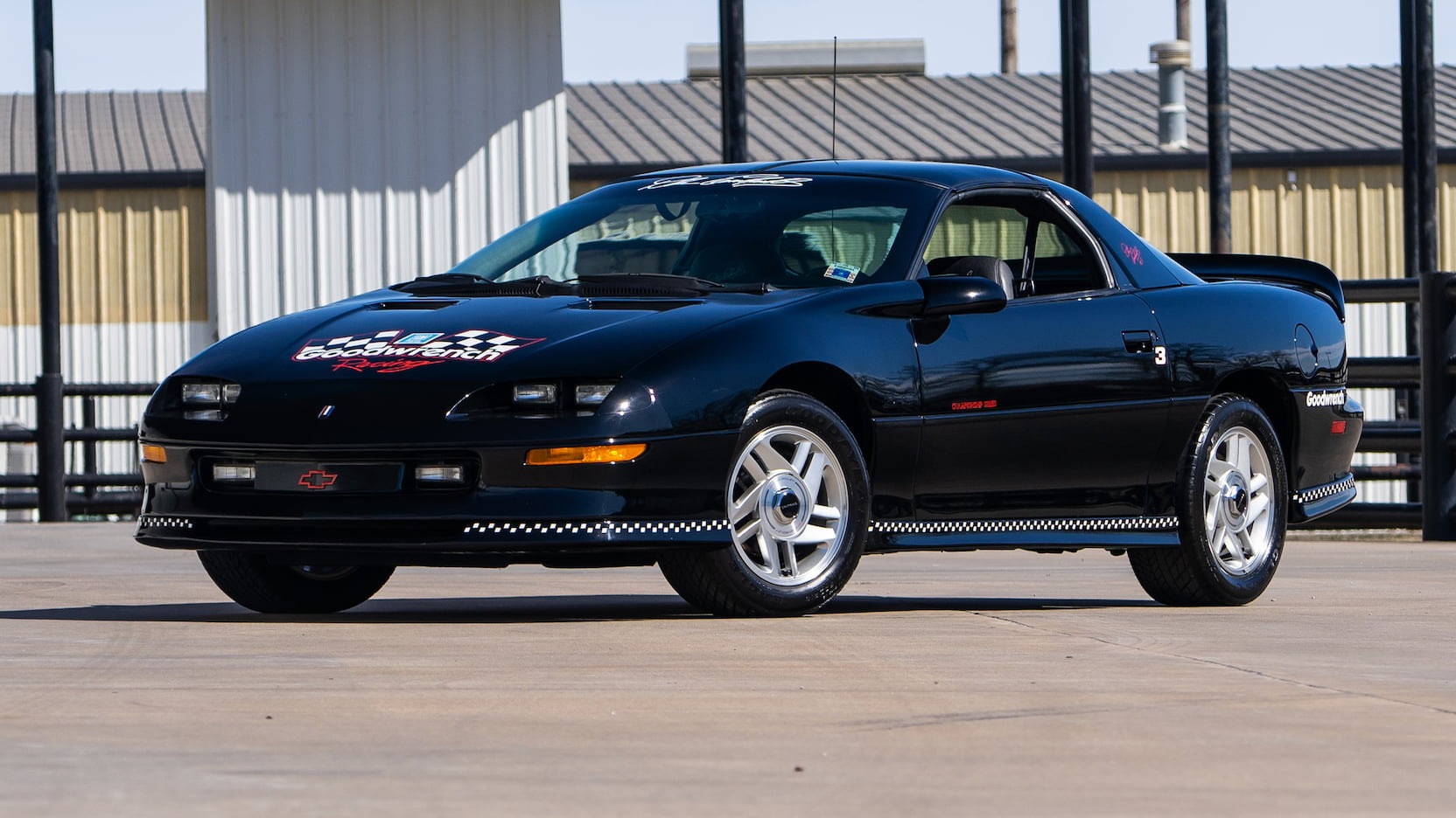 1995 Chevrolet Camaro Z28 Earnhardt Edition