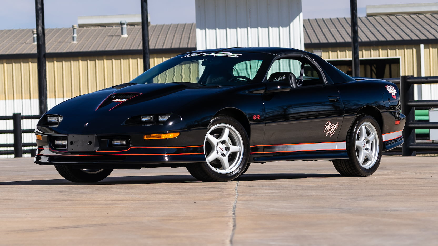 1996 Chevrolet Camaro Z28 Earnhardt Edition