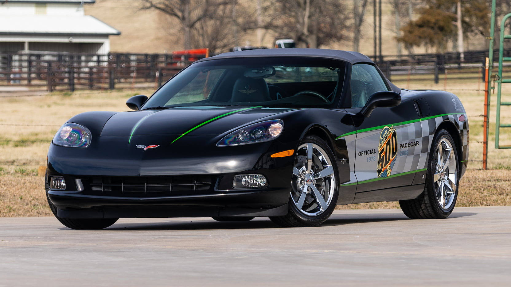 2008 Chevrolet Corvette Pace Car Edition Convertible