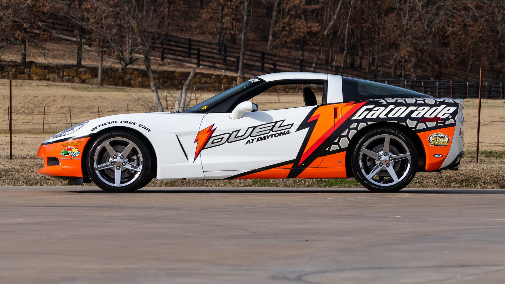 Gatorade 2008 Chevrolet Corvette Daytona Pace Car