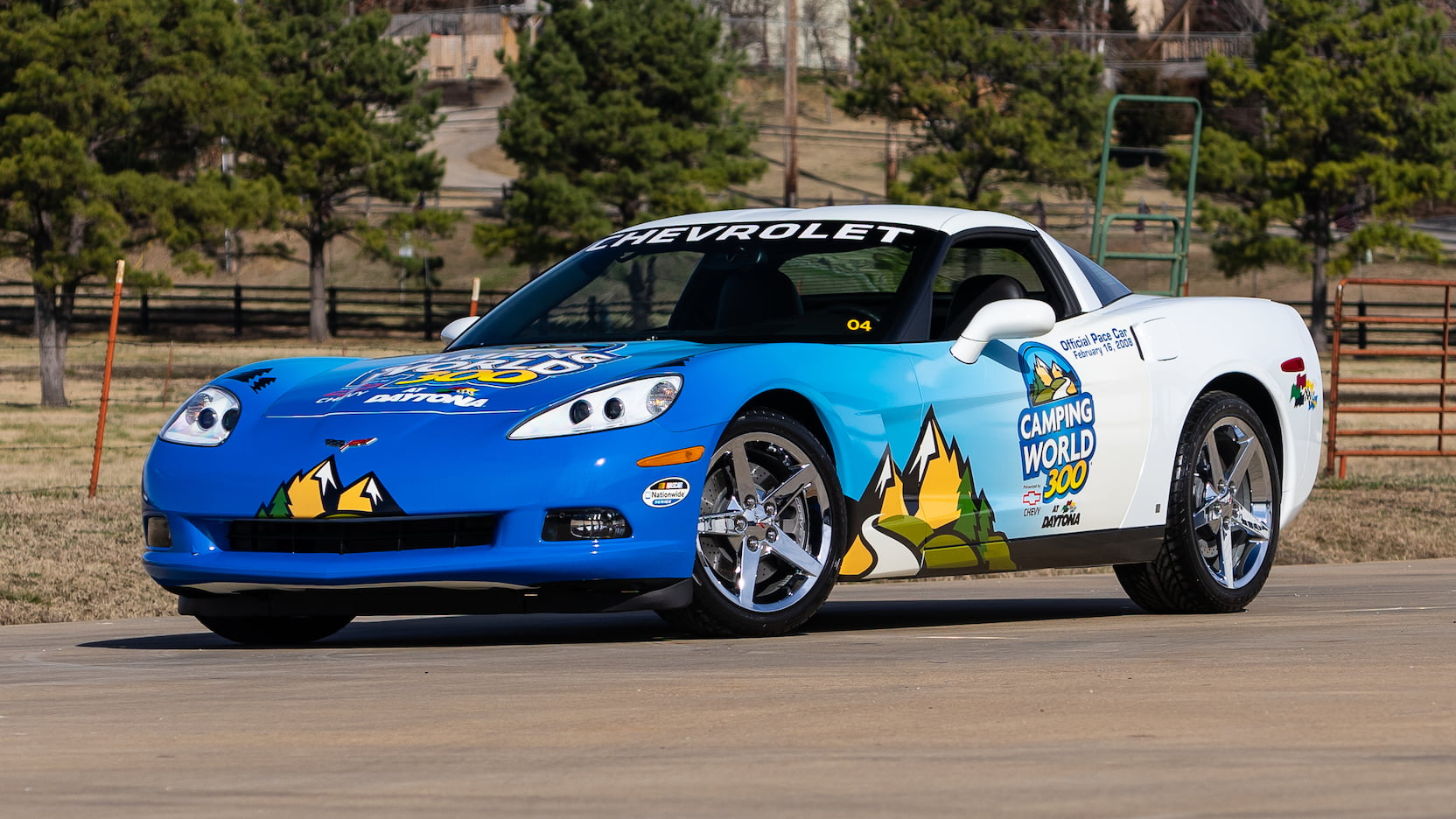 2008 Chevrolet Corvette Daytona Pace Car