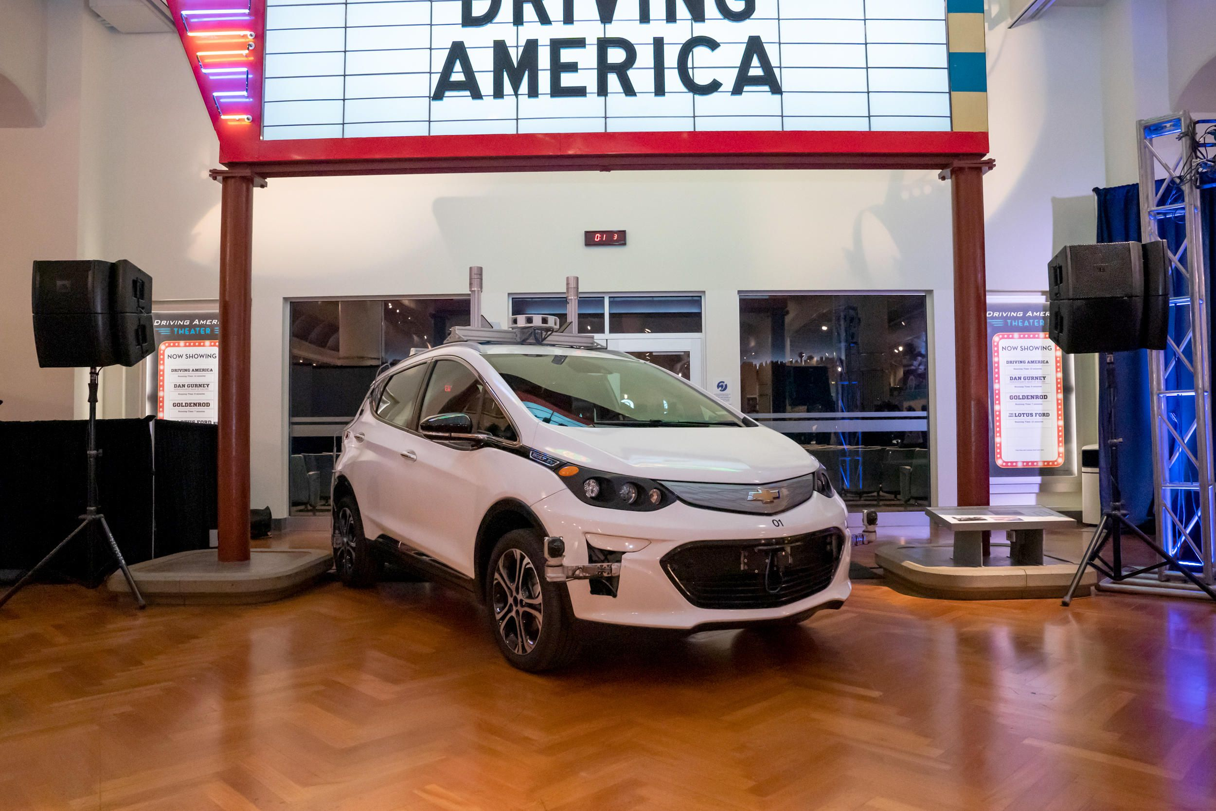 The Henry Ford Museum's first self-driving car is a Chevy Bolt thumbnail