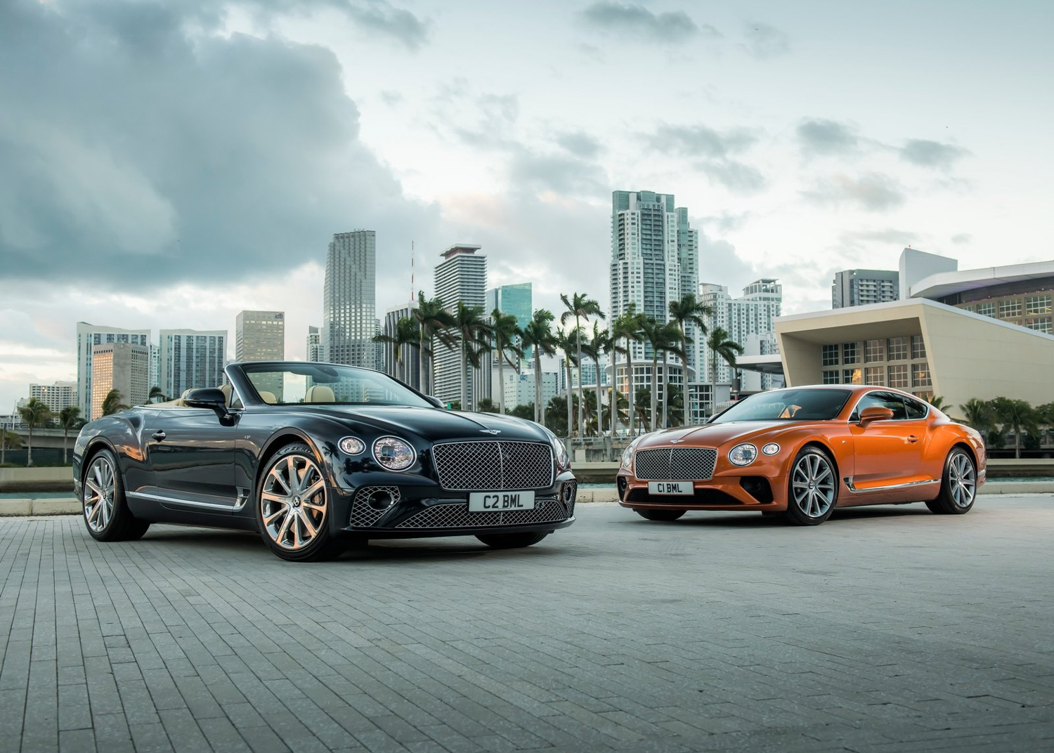 Bentley reveals new Continental GT V8 Coupe and Roadster thumbnail