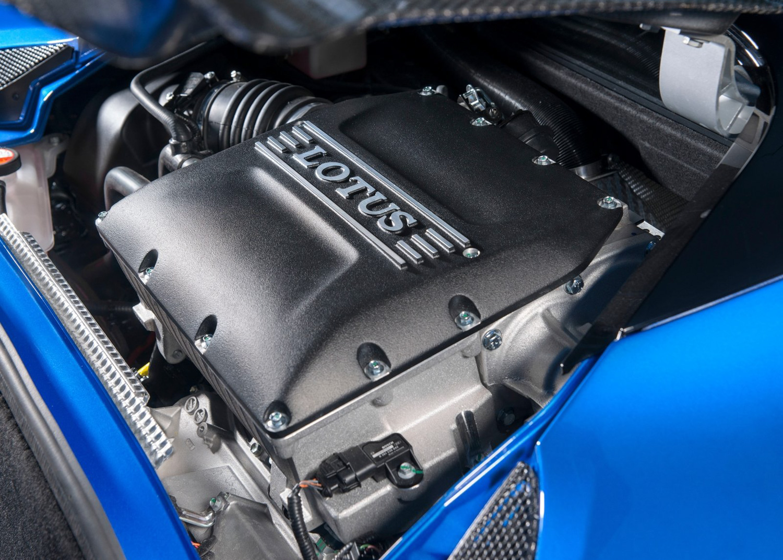 2018 Lotus Evora GT410 Sport interior