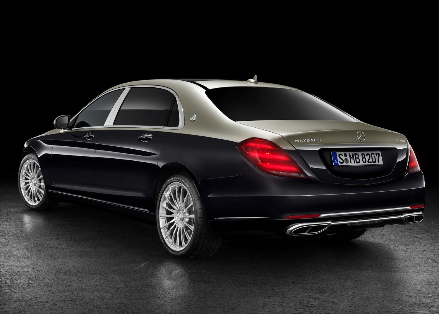 A Maybach SUV is coming, and it'll be built in America
