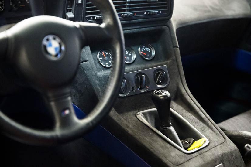 BMW E31 M8 prototype shifter knob