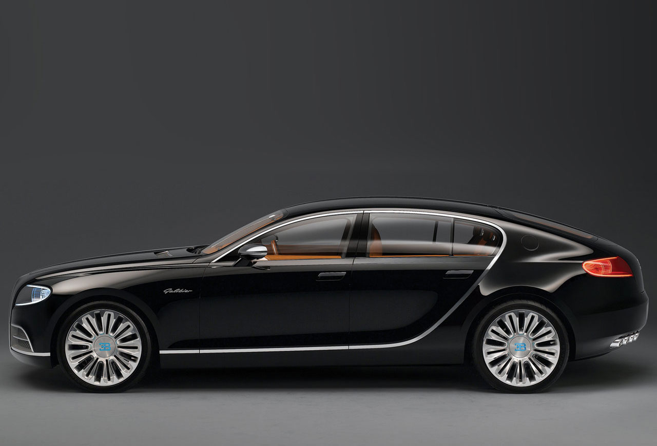 Bugatti hints at future EV limousine, possibly with resurrected Royale name thumbnail