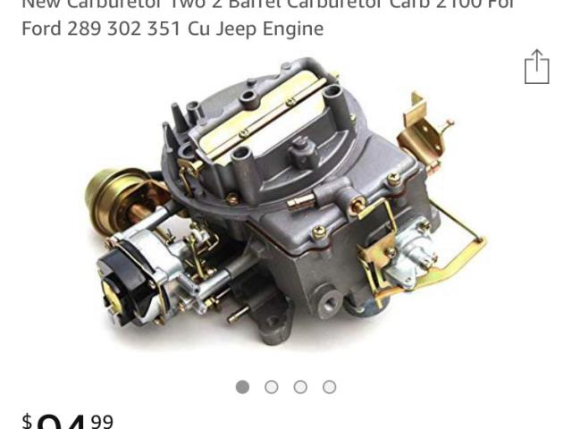 Stop being afraid of your carburetor