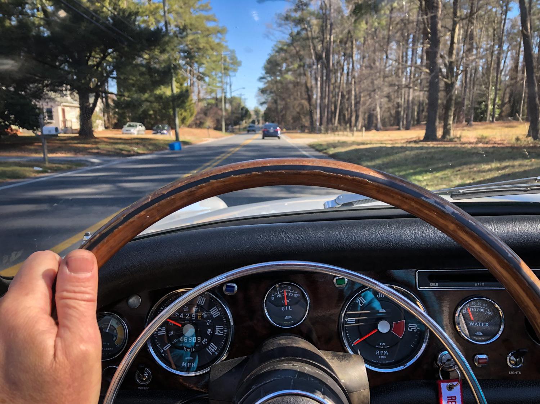 Amazon cheap 2bbl carb sunbeam tiger driving
