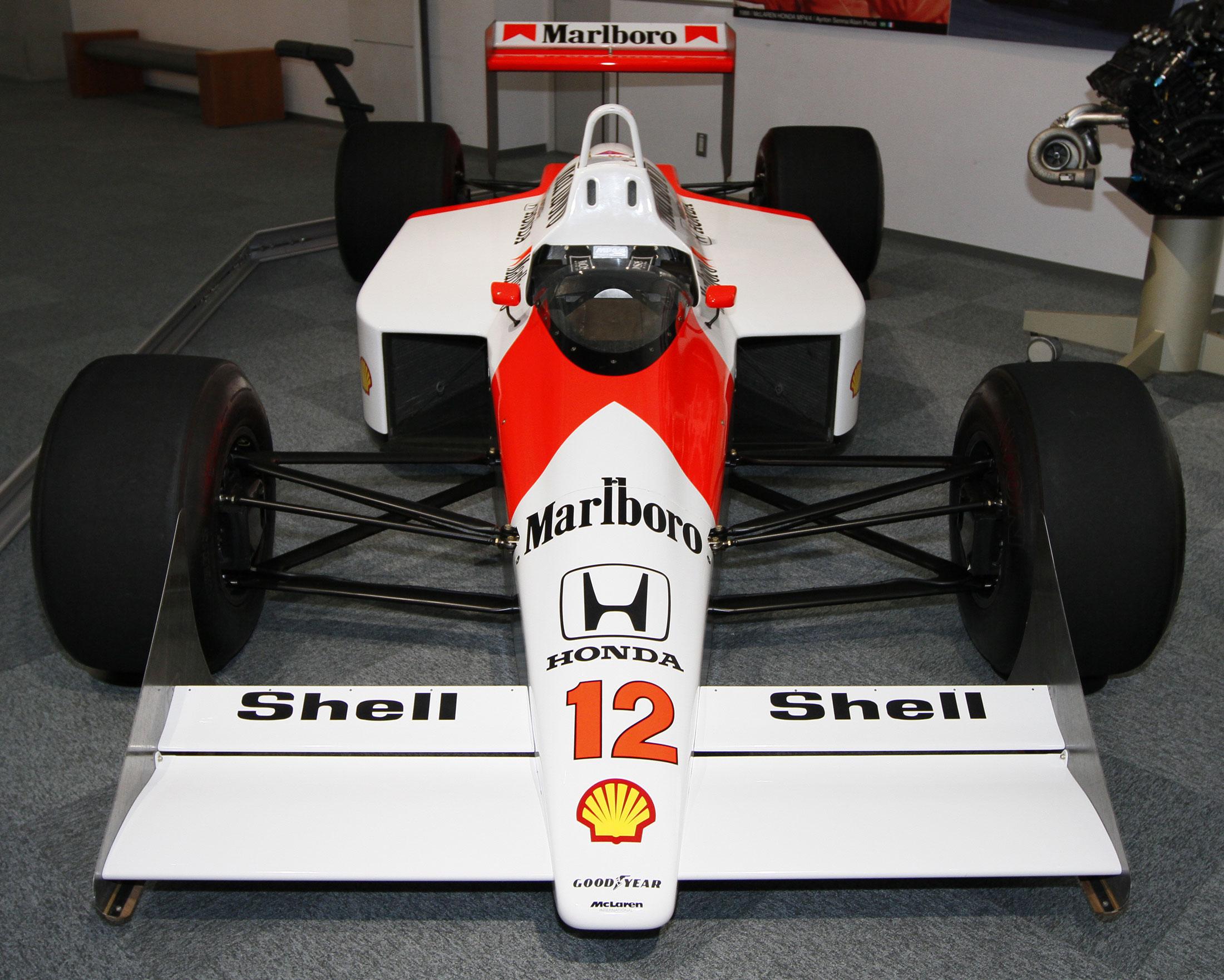 Senna 1988 McLaren MP4/4