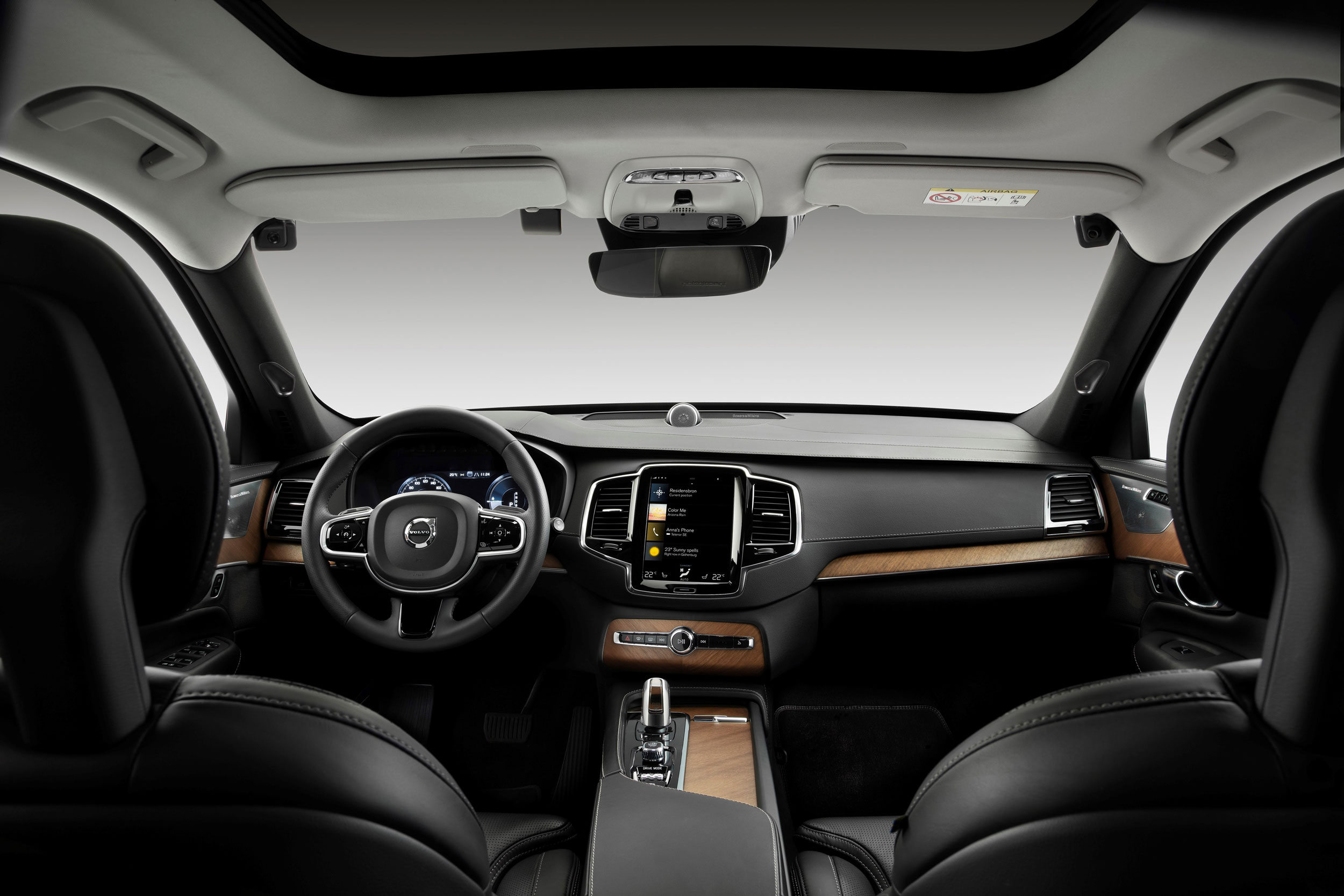 Volvo will add in-car cameras and sensors to prevent drunk driving thumbnail