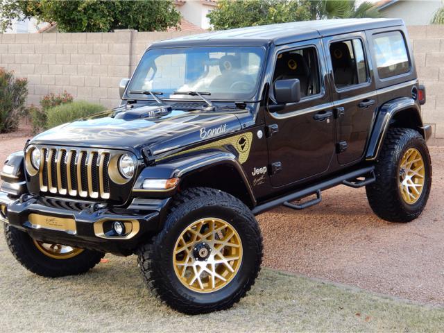 Face it, the TJ is peak Jeep Wrangler