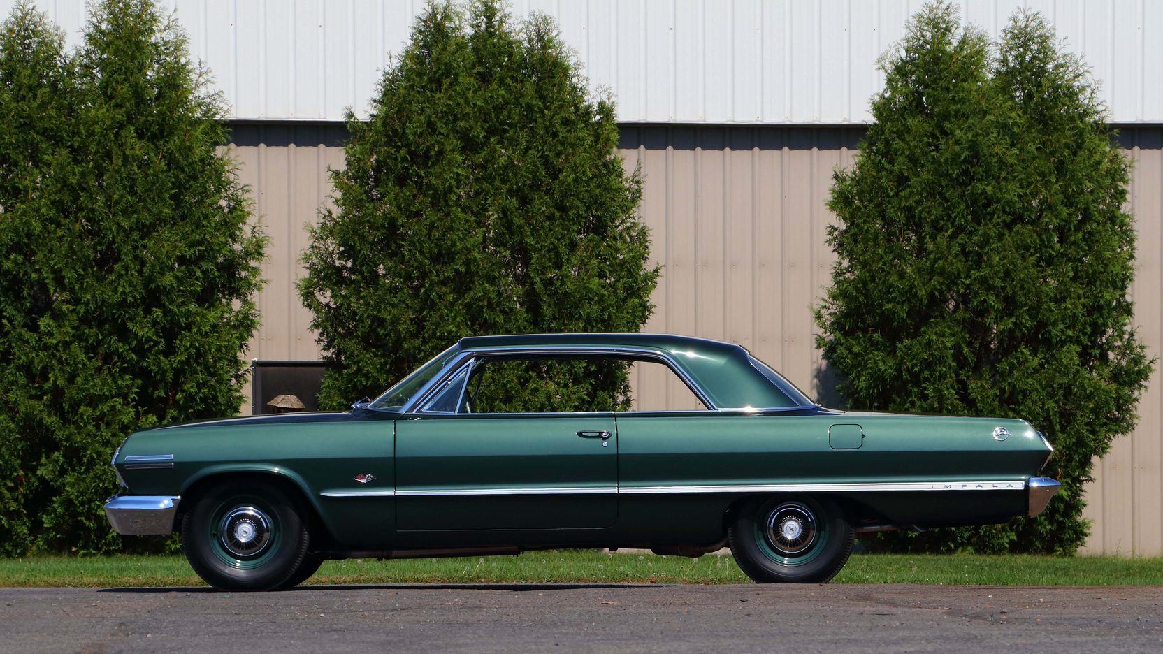 1963 Chevrolet Impala side profile