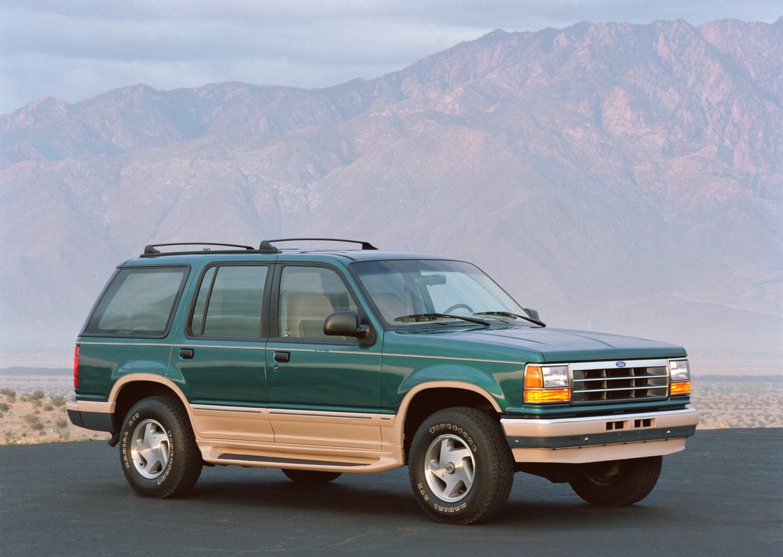 1993 Ford Explorer Eddie Bauer Edition