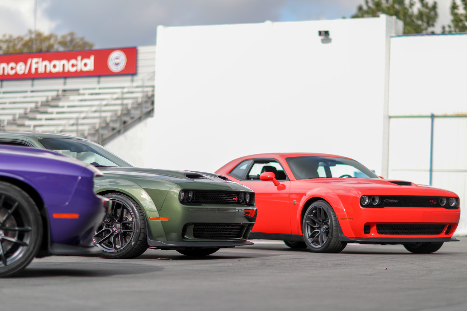 2019 Challenger R/T Scat Pack 1320 Lineup