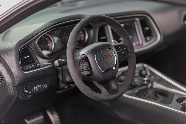 2019 Challenger R/T Scat Pack 1320 Steering Wheel