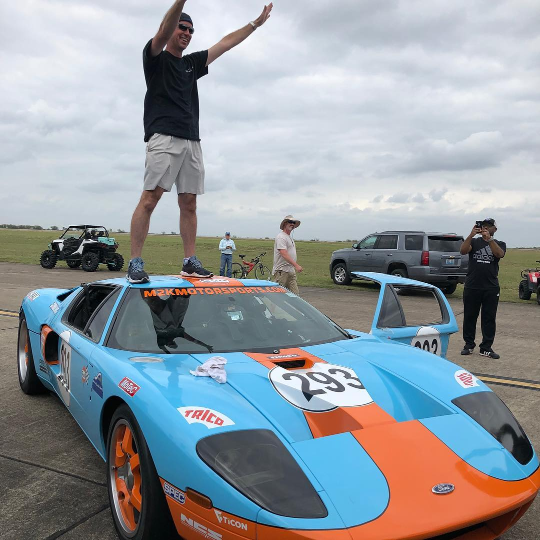 2006 Ford GT 300mph mile