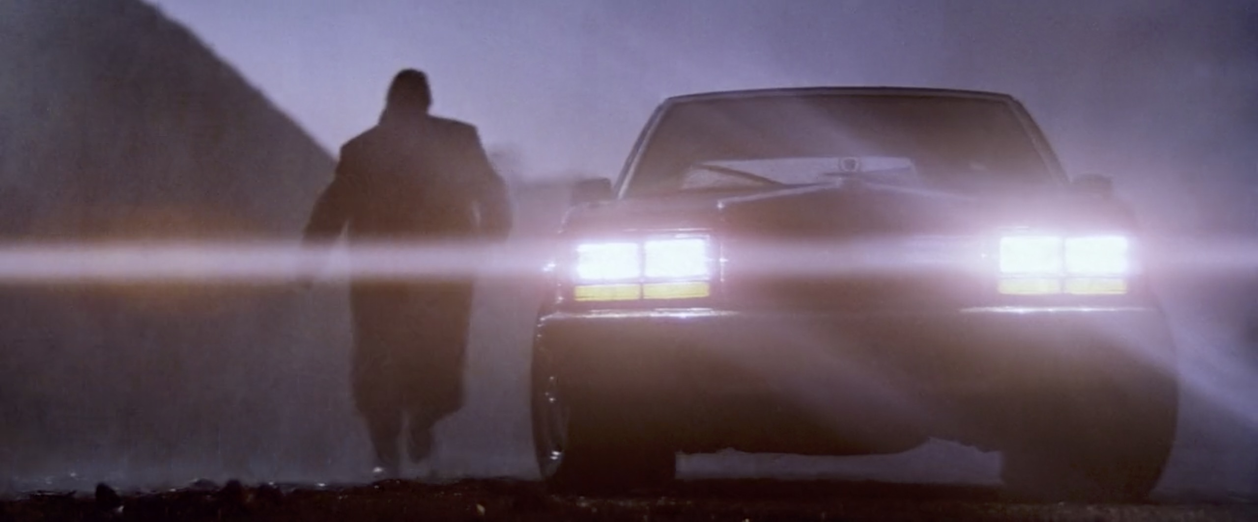 The Hitcher play on our deepest fears of the American road