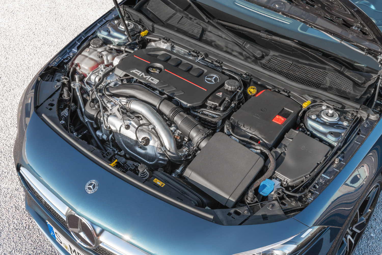 Mercedes-AMG A 35 engine