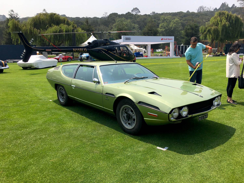 1970 Lamborghini Espada