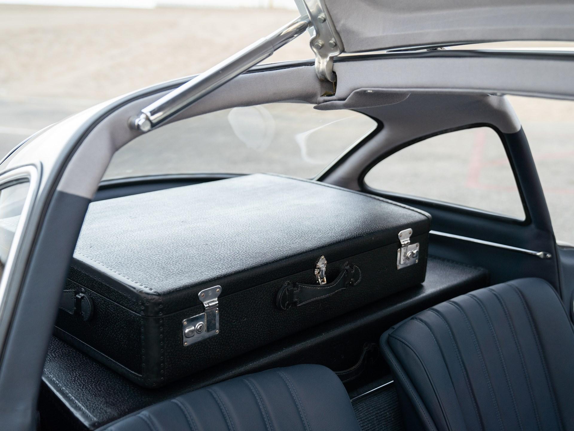 1955 Mercedes-Benz 300 SL Gullwing luggage rack