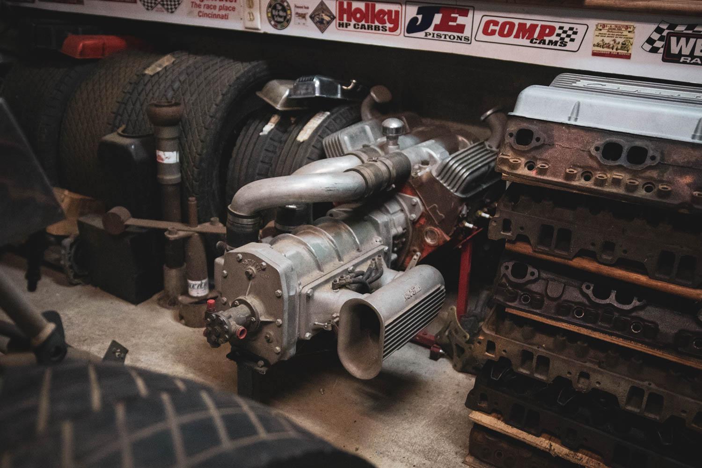 Potvin Supercharger Blower