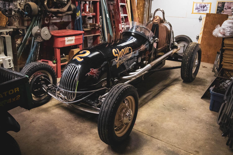 custom roadster