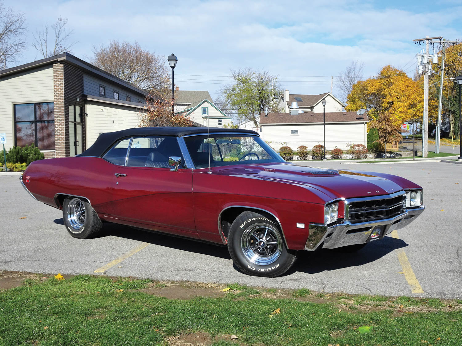 1969 Buick GS 400 'Stage 1'