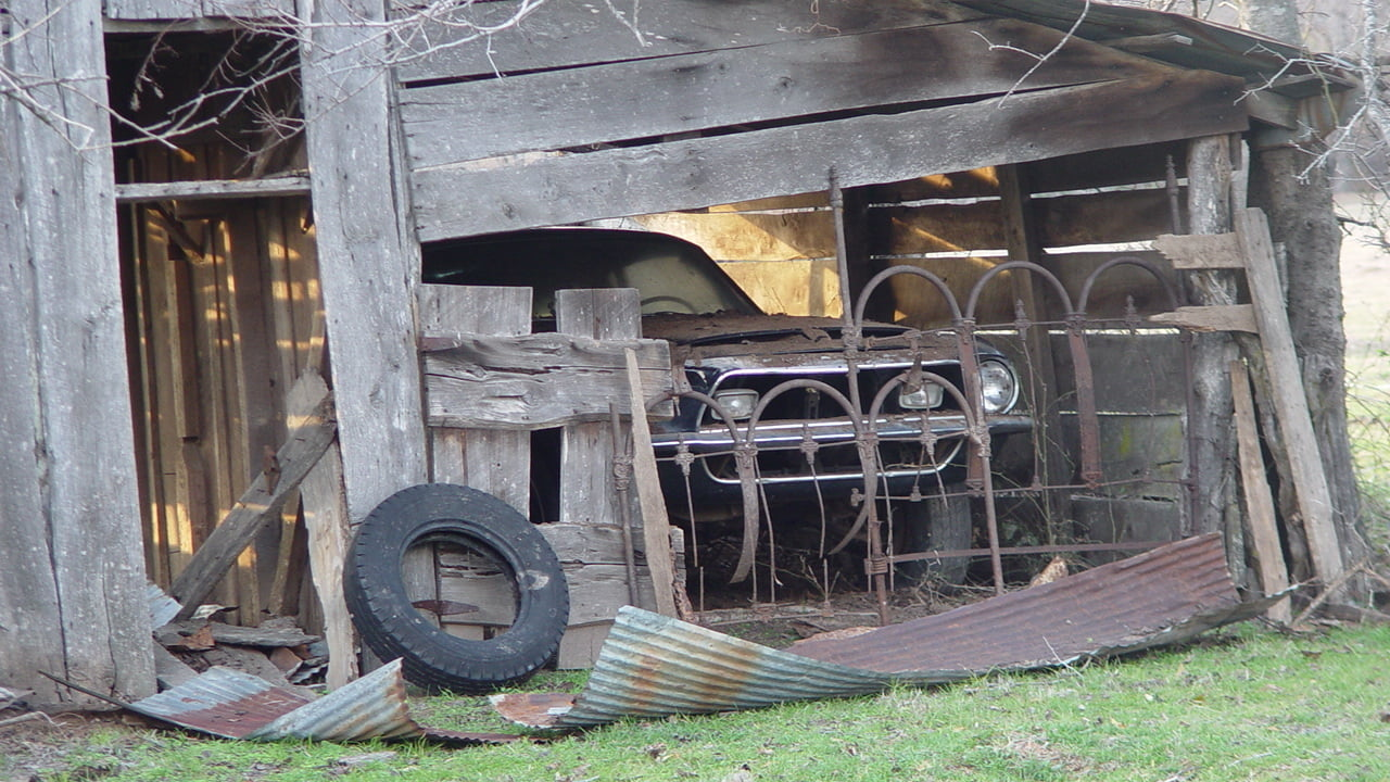 Barn Find 1968 Shelby GT500 Fastback
