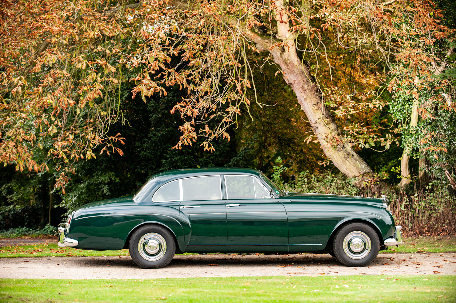 1959 Bentley S2 Continental Flying Spur side