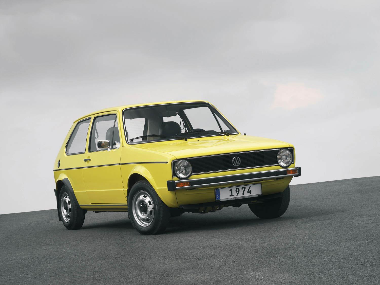 1974 Volkswagen Golf MkI