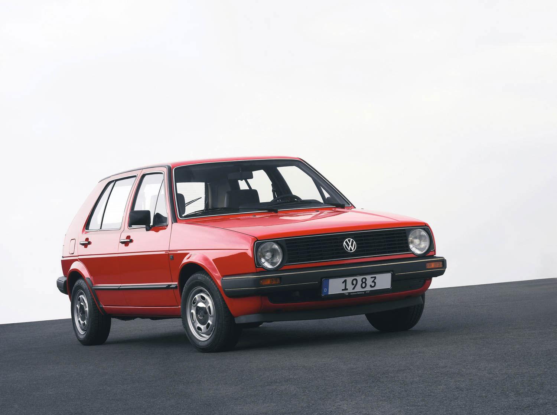 1983 Volkswagen Golf MkII