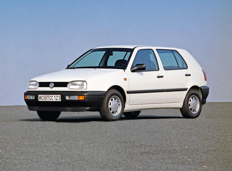Volkswagen Golf MkIII