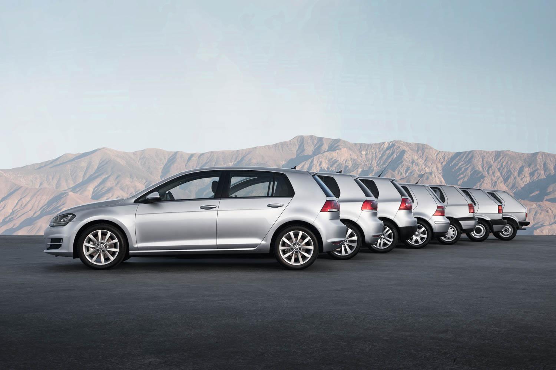 Happy 45th, Volkswagen Golf thumbnail