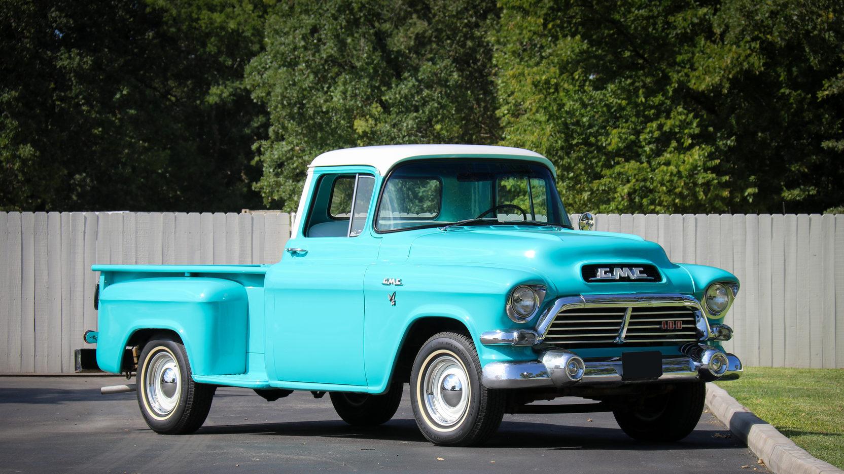 1957 GMC Series 100