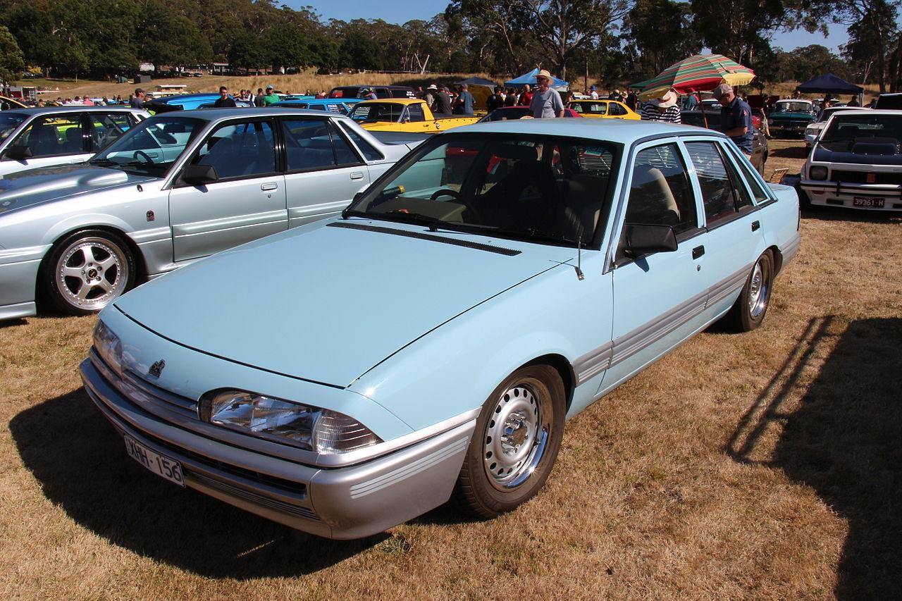 1987 Holden Commodore VL