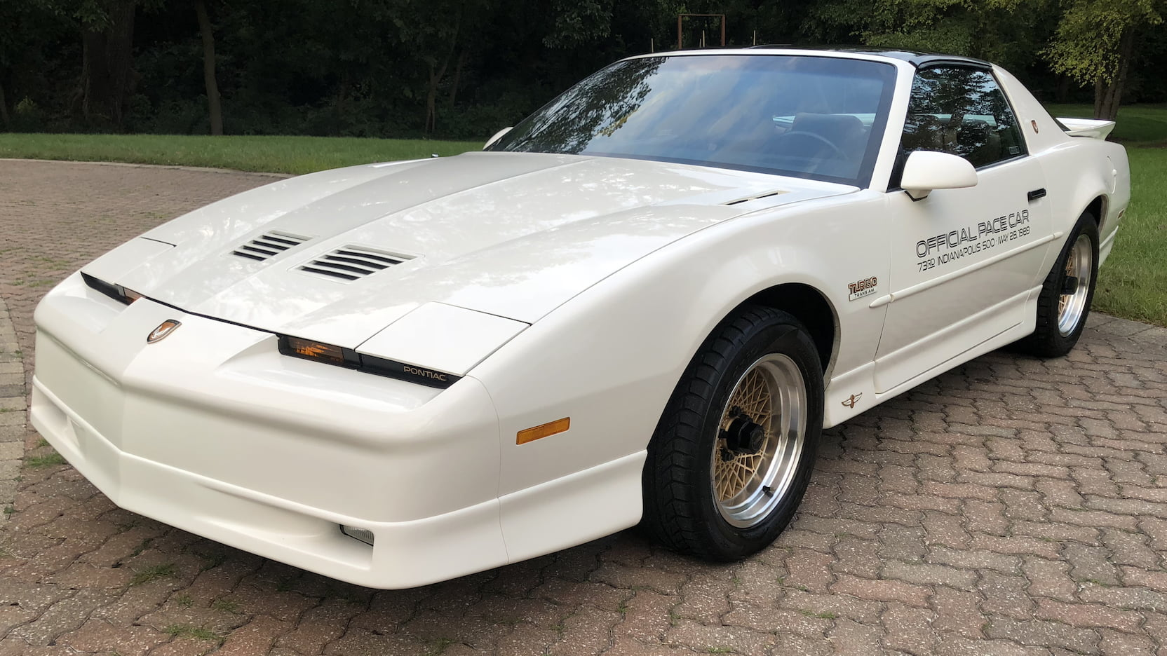 1989 Pontiac Firebird Trans Am 20th Anniversary