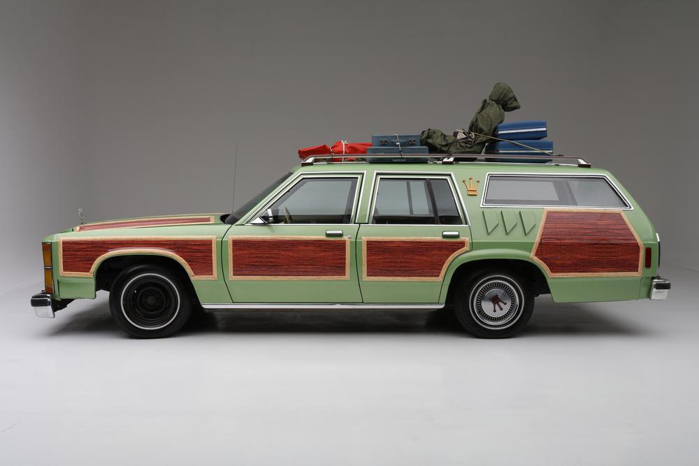 "1981 Ford LTD Station Wagon ""Family Truckster"" side"