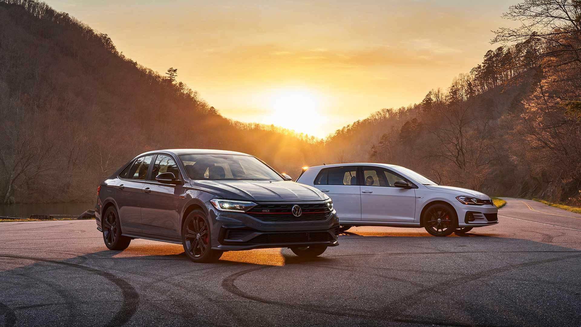 2019 Volkswagen Jetta GLI four and five door options