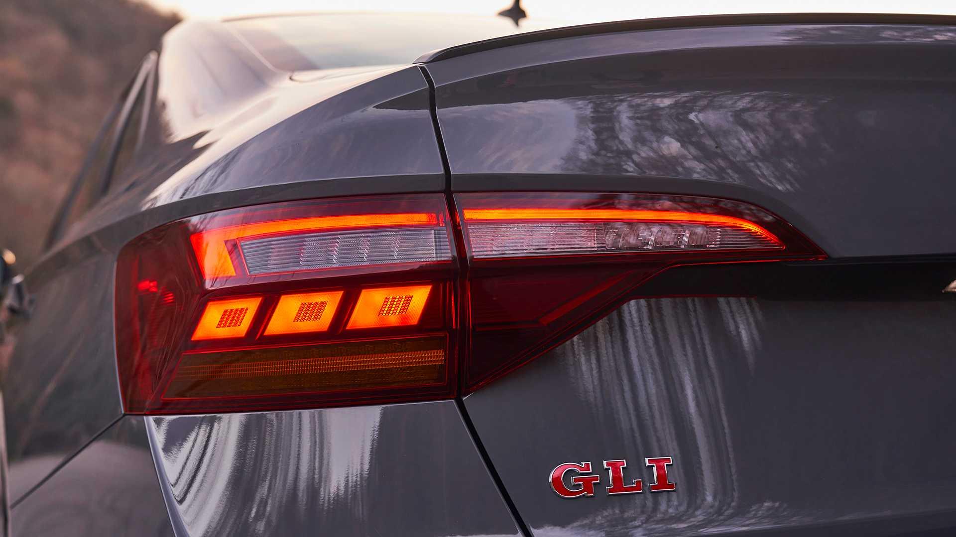 2019 Volkswagen Jetta GLI badge