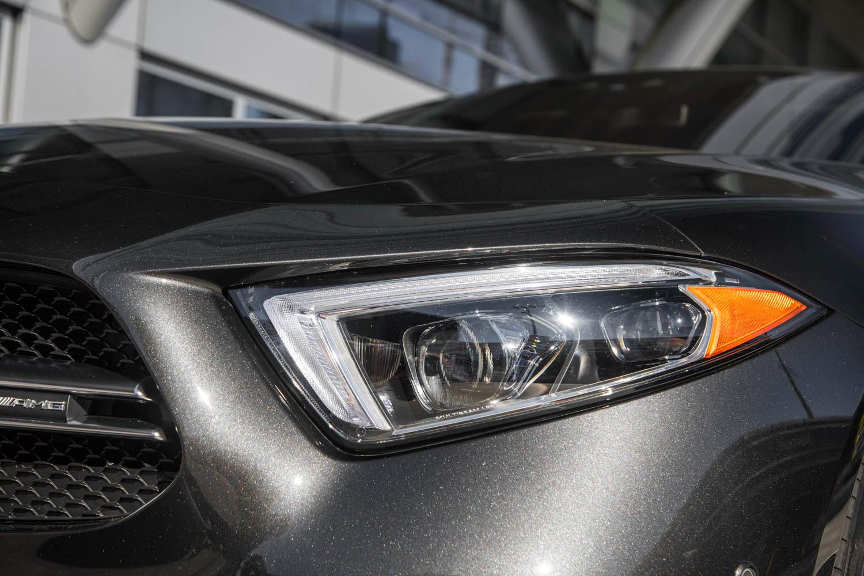 2019 Mercedes-AMG CLS53 headlight detail