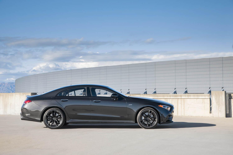 2019 Mercedes-AMG CLS53 side profile