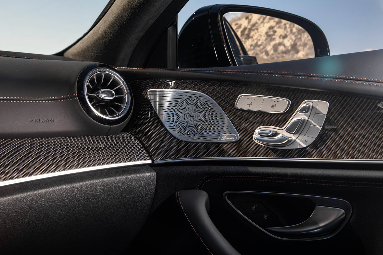 2019 Mercedes-AMG CLS53 door details