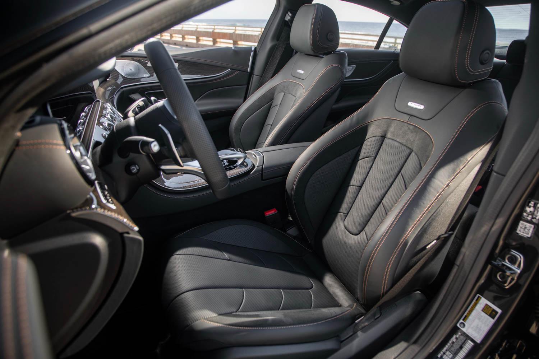 2019 Mercedes-AMG CLS53 interior