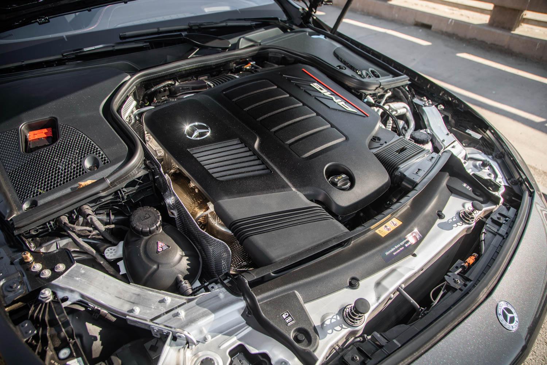 2019 Mercedes-AMG CLS53 engine