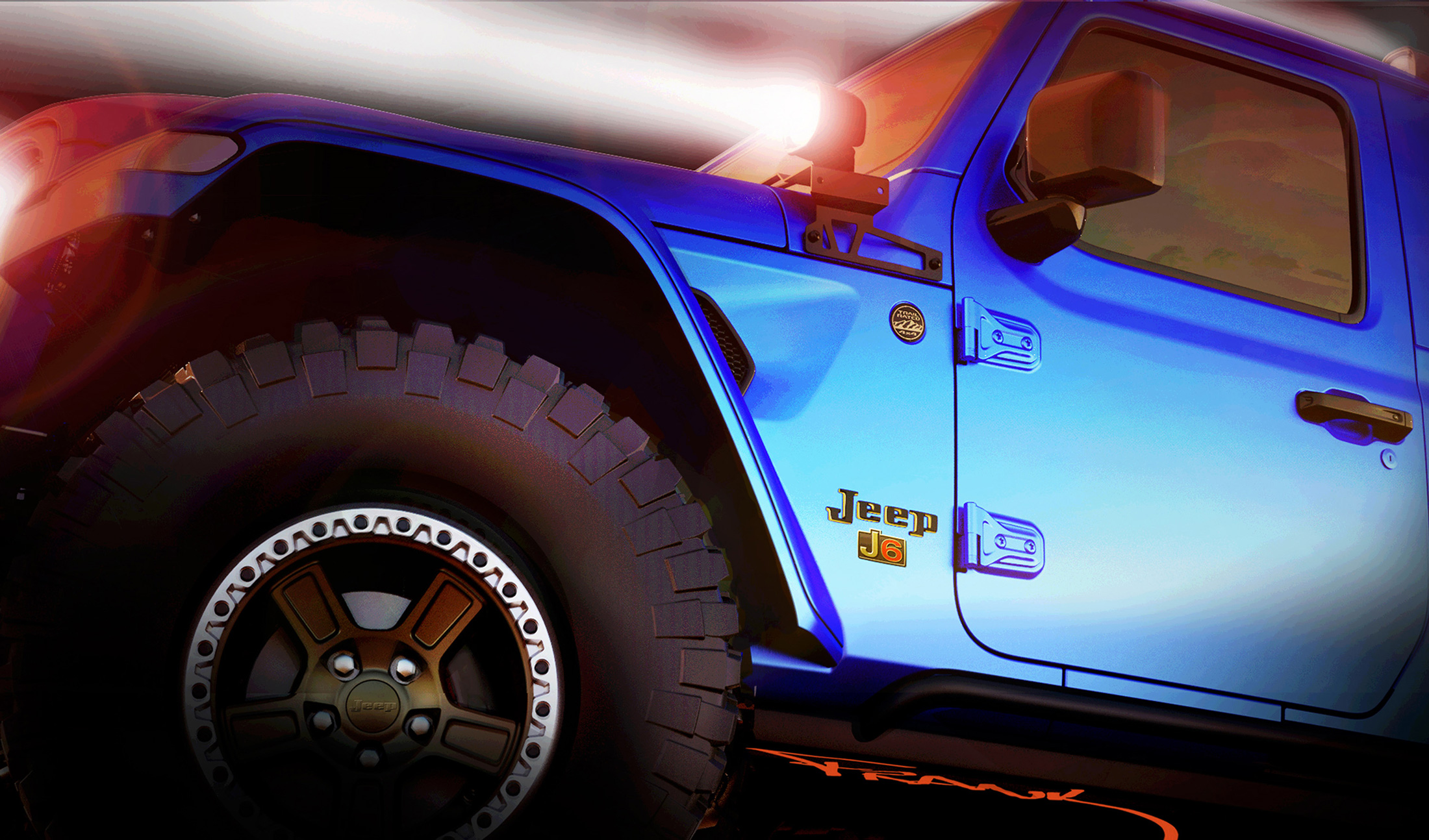 Jeep teases Moab concepts ahead of Easter Jeep Safari thumbnail